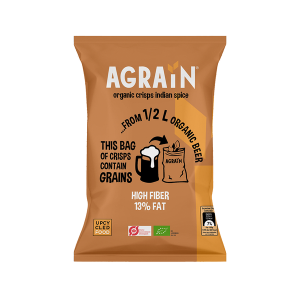 Agrain Crisps Indian Spice