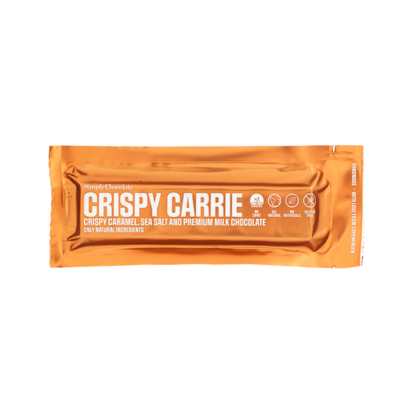 Crispy Carry Bar 40g