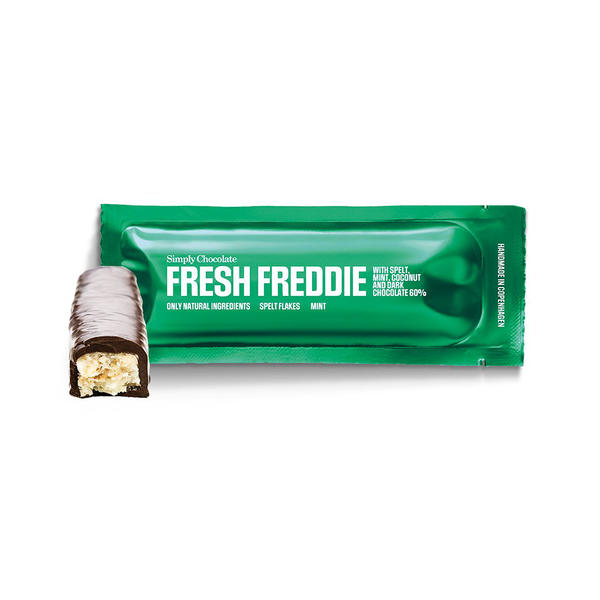 Fresh Freddie Bar 40g