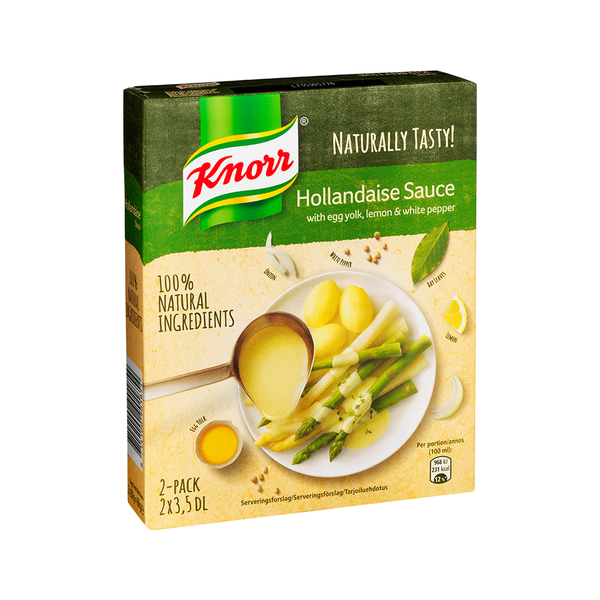 Naturally Tasty Hollandaise Sauce