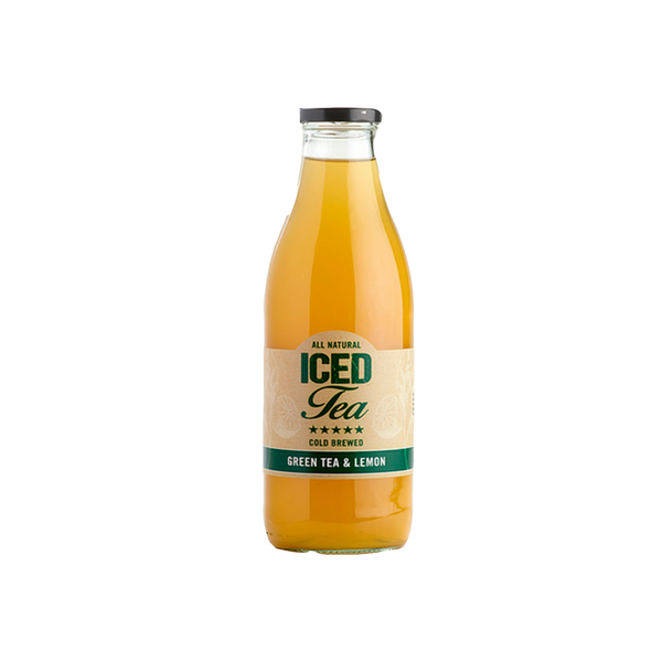 Iced tea Green Tea & Lemon 1L