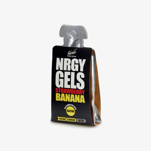 Energy Gels - Strawberry & Banana
