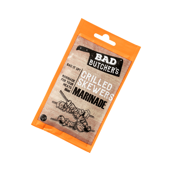 Bad Butcher's Grilled Skewers Marinade