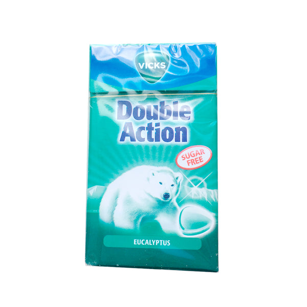 Vicks Double Action Eucalyptus