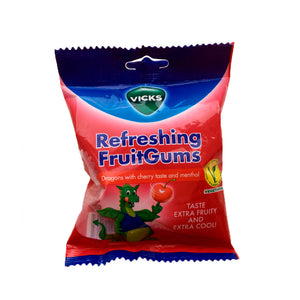 Vicks Refreshing Fruit Gums