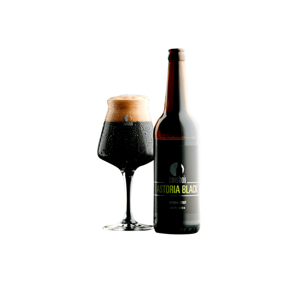Astoria Black Imp. Stout 33cl - Eventyrligt Øl
