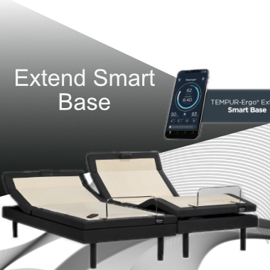 Tempur-Extend Smart Base