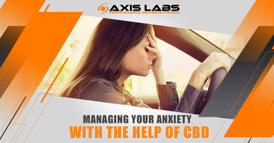 Managing Your Anxiety With The Help Of CBD