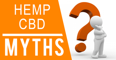 CBD And Hemp Myths