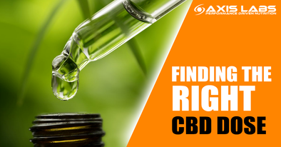 Finding The Right CBD Dosage