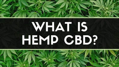 CBD From Hemp: What Is It and Can it Help me