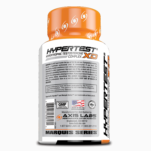 HYPERTEST XD - 180 Capsules NEW