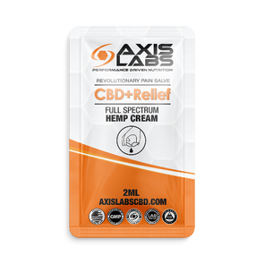 Free CBD+Relief Cream Snap Card [Limit One]