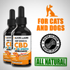 CBD for Dogs and Cats - Bacon Flavor 1oz