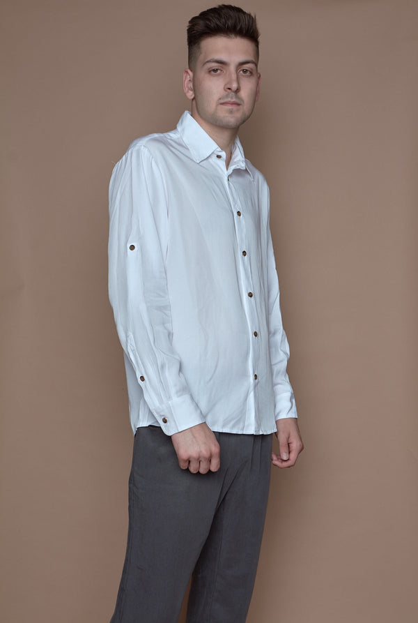 Men's Long Sleeve Voyager Shirt
