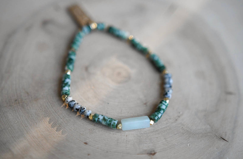 Luxury Gemstone Bracelet