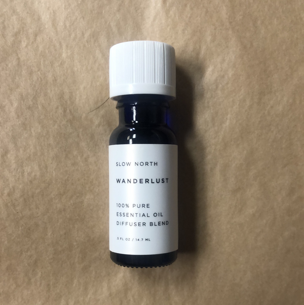 Wanderlust Essential Oil Blend