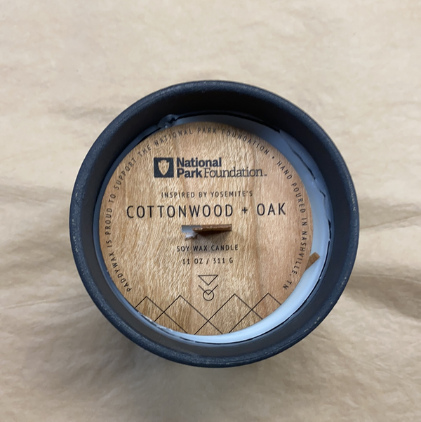 Cottonwood + Oak - Yosemite