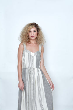 Mia Stripe Dress