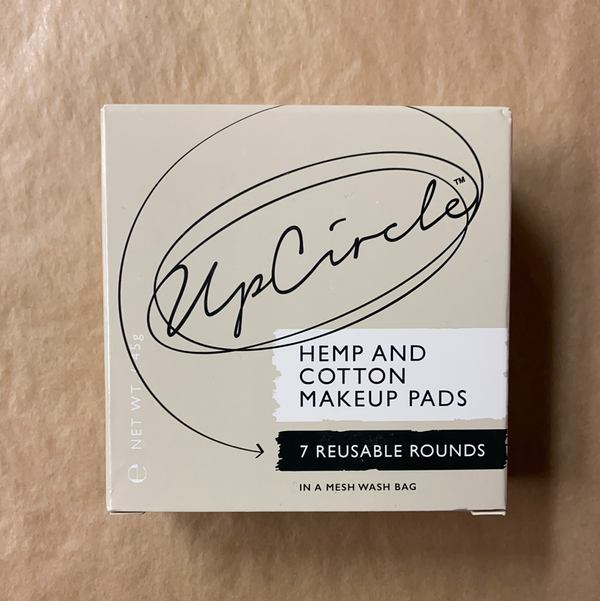 Hemp + Cotton Makeup Pads