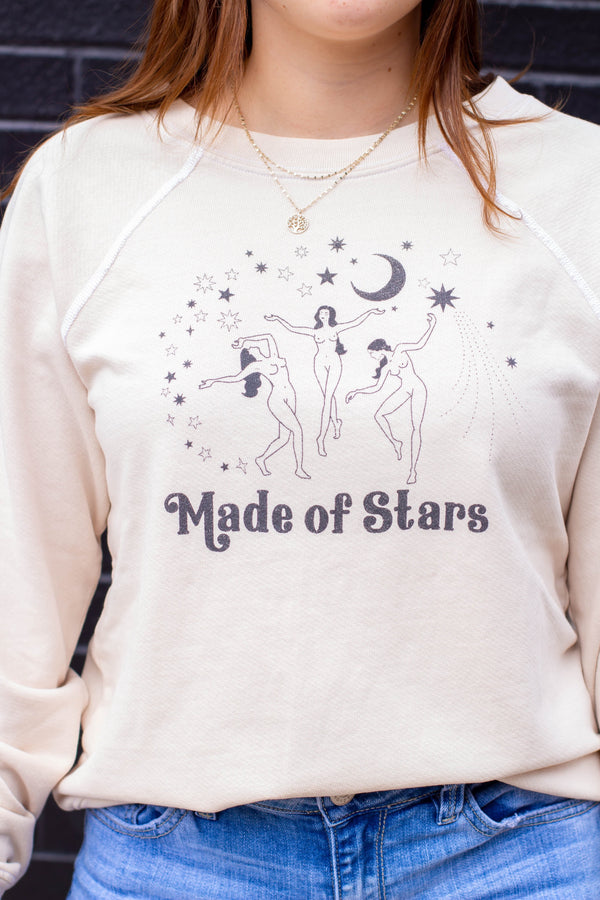 Made of Stars Vintage Pullover