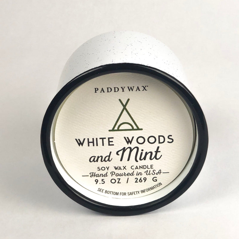 White Woods & Mint