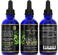 PURE DROPS CBD is carefully formulated to maximize your health.