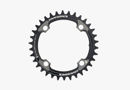 RaceFace Narrow Wide Chainring 104mm BCD 32t Black
