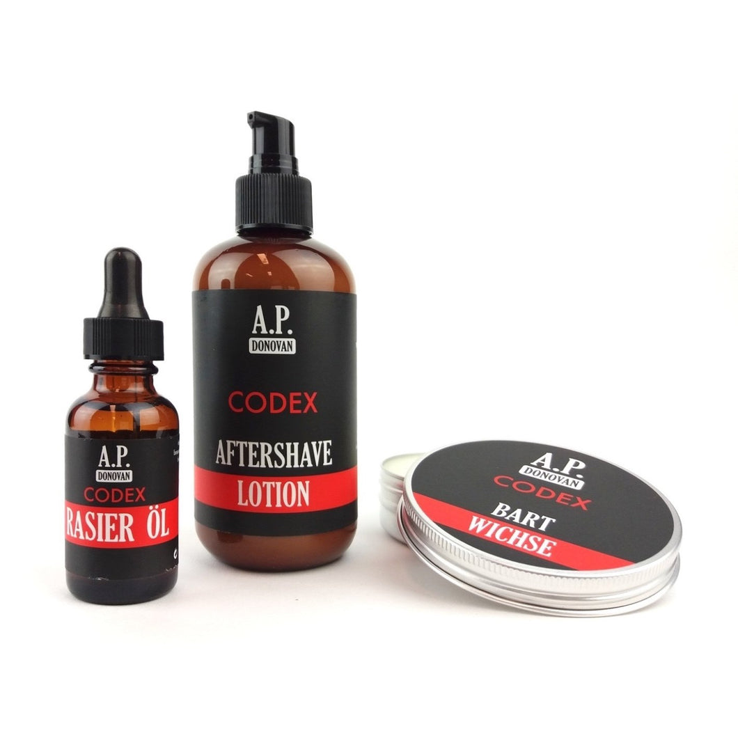 Aftershave-Set