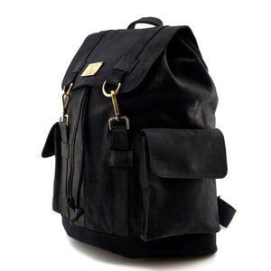 "Leder Backpack ""Tamarau"""
