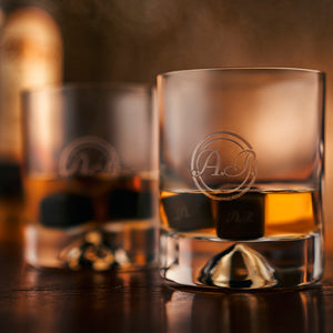 "Whisky-Gläser-Set ""Mad Men"""