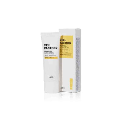 CELL FACTORY BEAMCELL 50 SPF FILTER CREAM