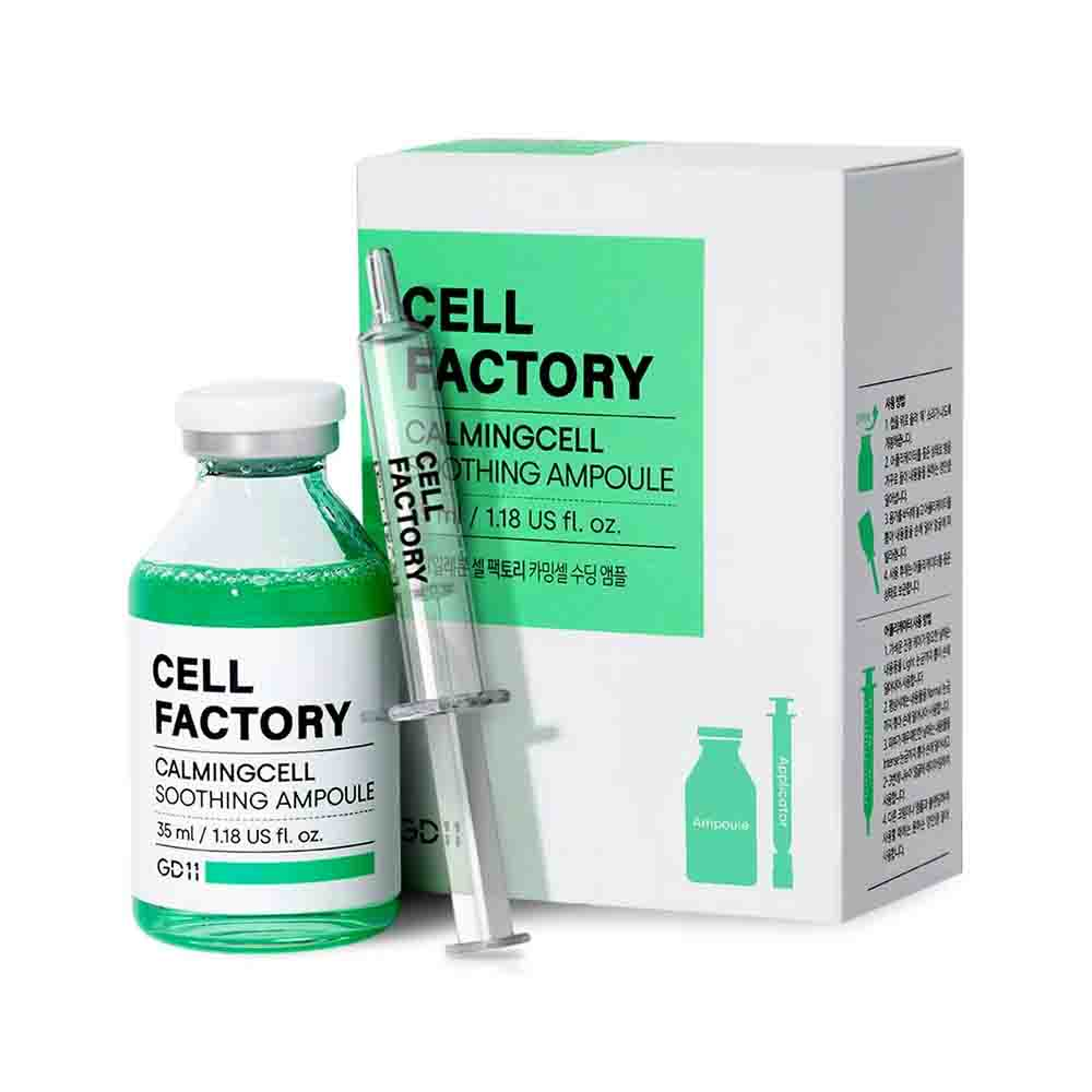 CELL FACTORY CALMING CELL SOOTHING AMPOULE