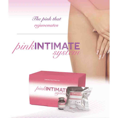 Pink Intimate System Vial 1pc