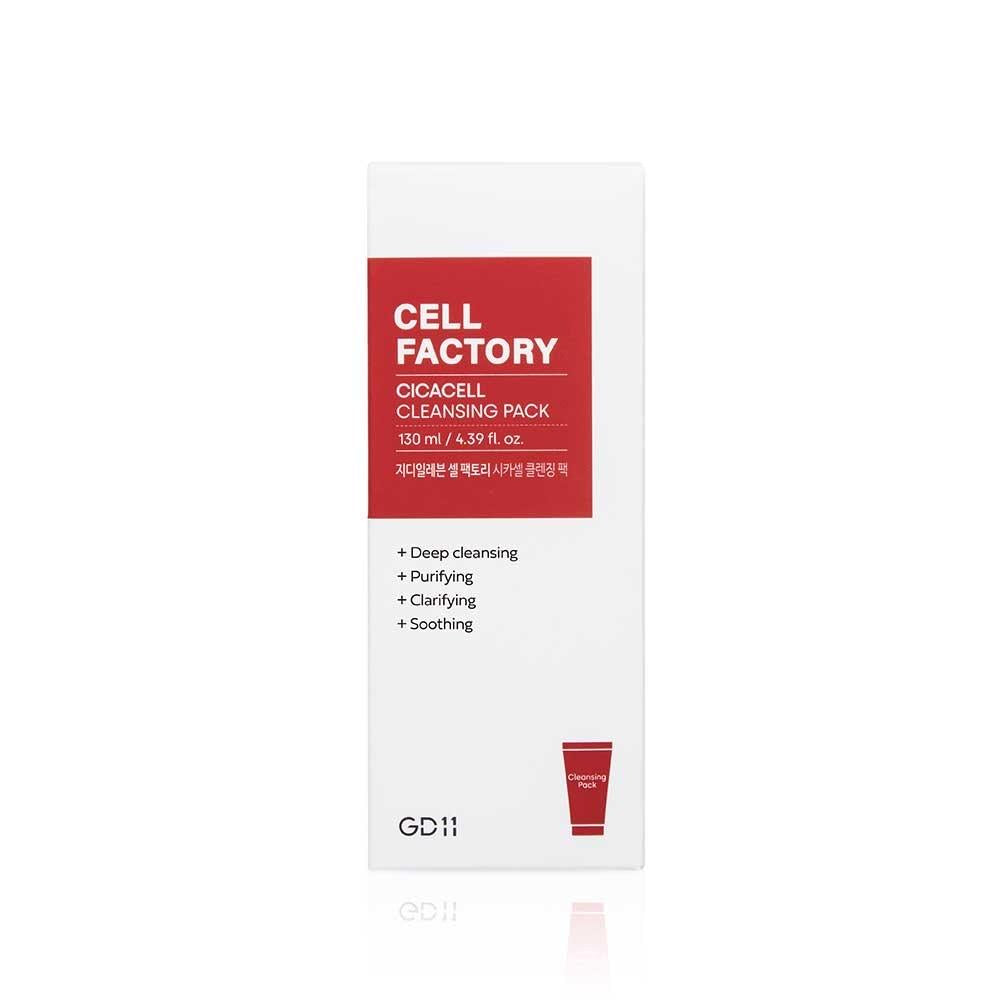 Cell Factory Cica Cell Cleansing Pack