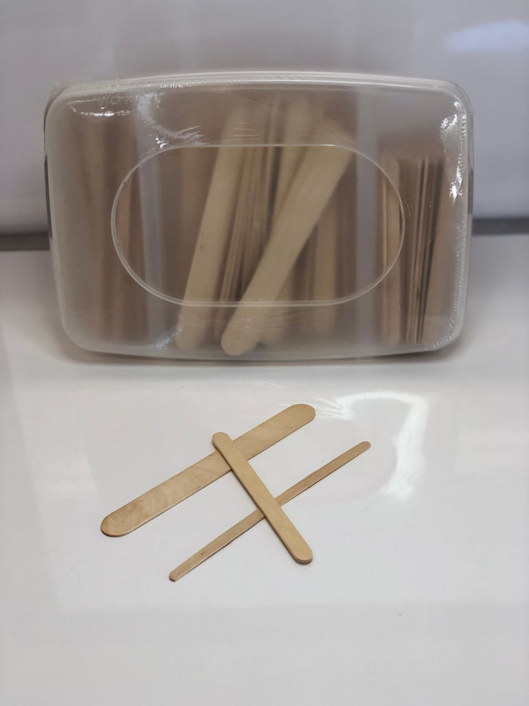 Wax Applicator container