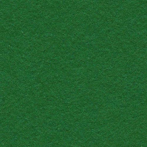 Hunter Green Wool Felt