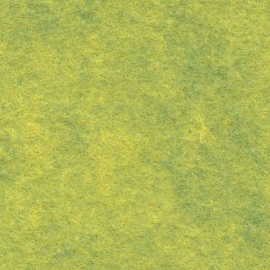 Lemon Lime Wool Felt