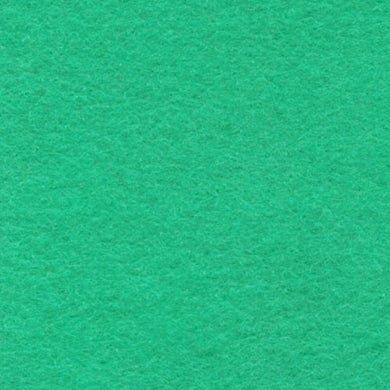 Bright Mint Wool Felt