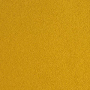 Yellow Ochre Wool Felt