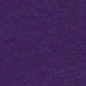 Purple Wool Felt