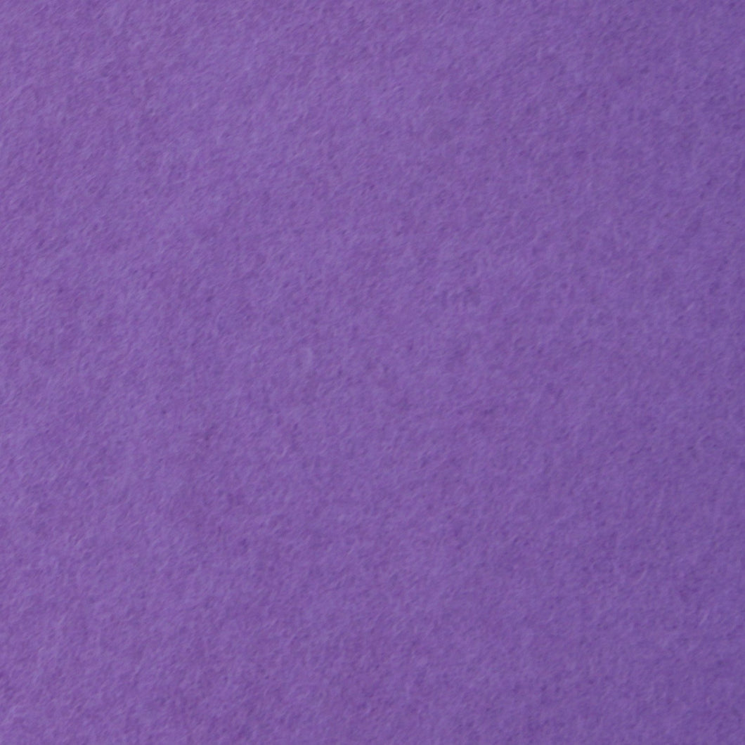 Dreamy Purple Wool Felt