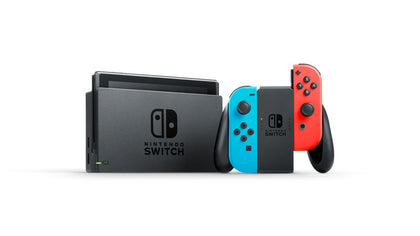 [AU STOCK] NINTENDO SWITCH CONSOLE NEON (NEW LOOK PACKAGING)