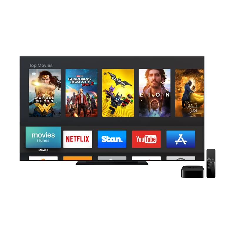 [AU STOCK] APPLE TV 4K 32GB (MQD22X/A) + GST TAX INVOICE