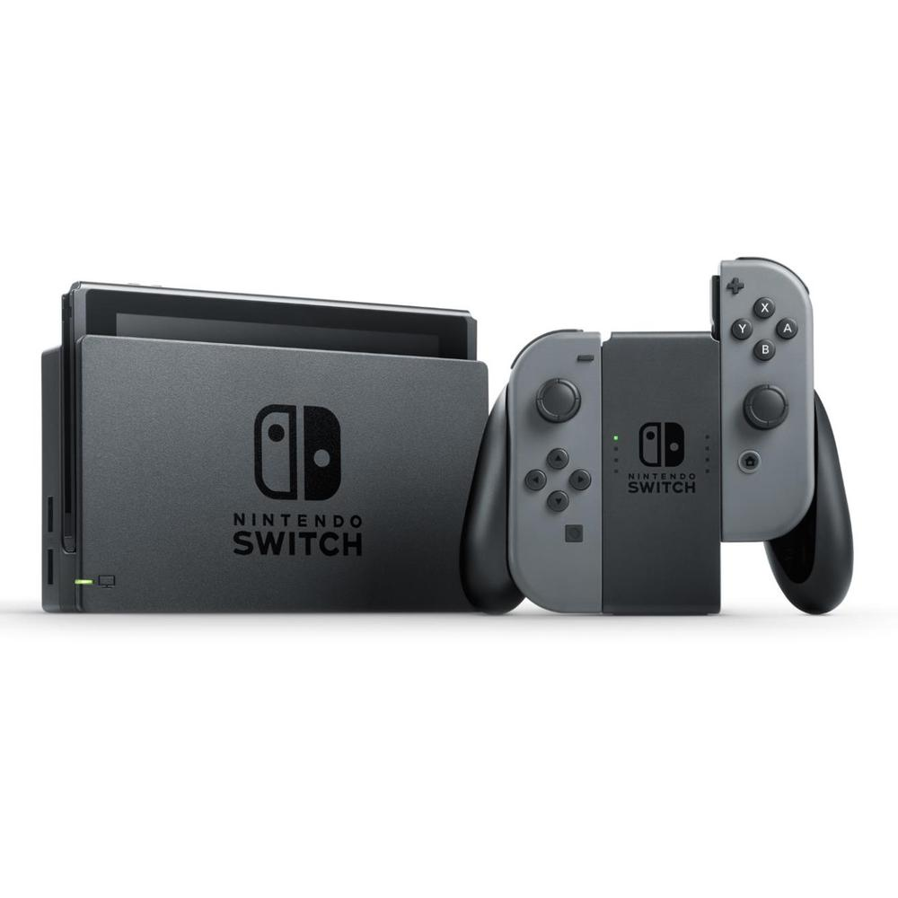[AU STOCK] NINTENDO SWITCH CONSOLE GREY (NEW LOOK PACKAGING)