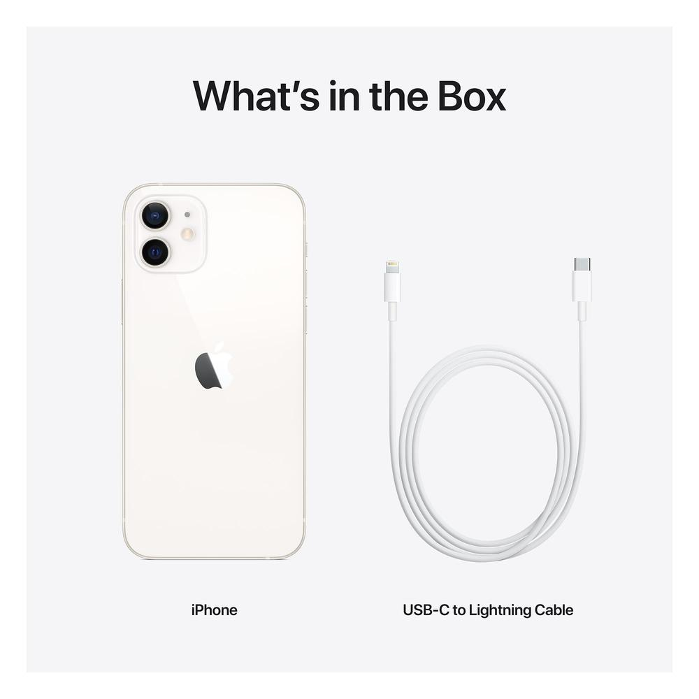 [Au Stock] Apple iPhone 12 64GB 5G (White) MGJ63X/A