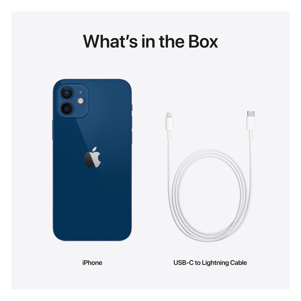 [Au Stock] Apple iPhone 12 64GB 5G (Blue) MGJ83X/A