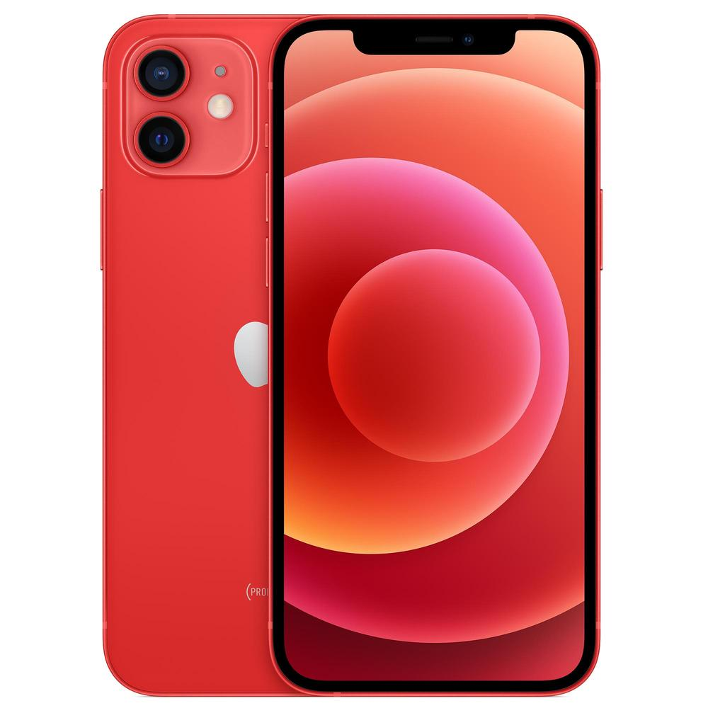 [Au Stock] Apple iPhone 12 128GB 5G (Red) Model: MGJD3X/A