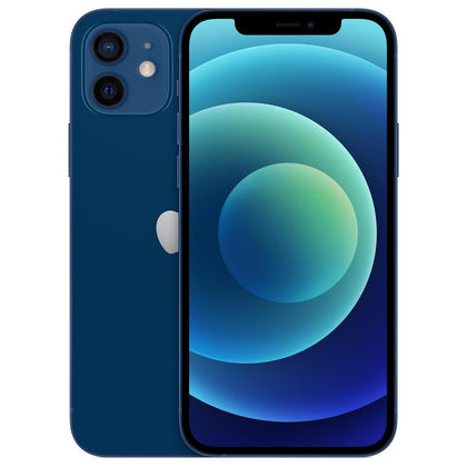 Apple iPhone 12 256GB 5G (Blue) Model: MGJK3X/A