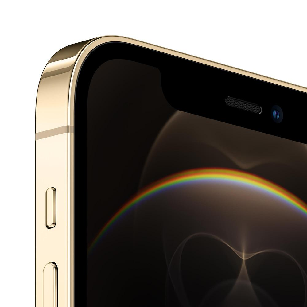 Apple iPhone 12 Pro 512GB 5G (Gold) Model: MGMW3X/A